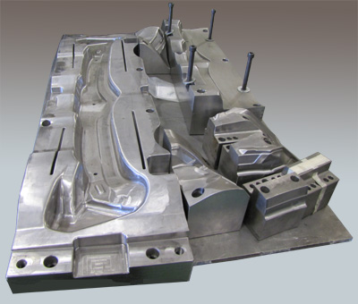 Metal Stamping Die Stage Tooling - Upper Draw Cavity